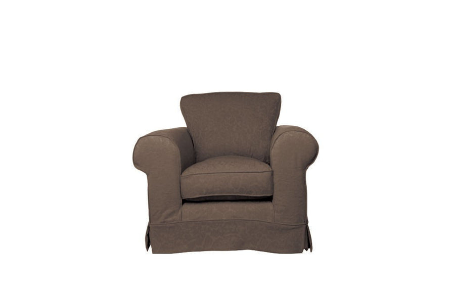 Albany | Club Chair | Kingston Mocha
