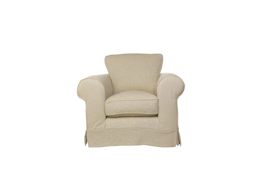Albany | Club Chair | Kingston Natural