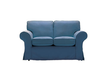Newport | 2 Seater Sofa | Capri Blue