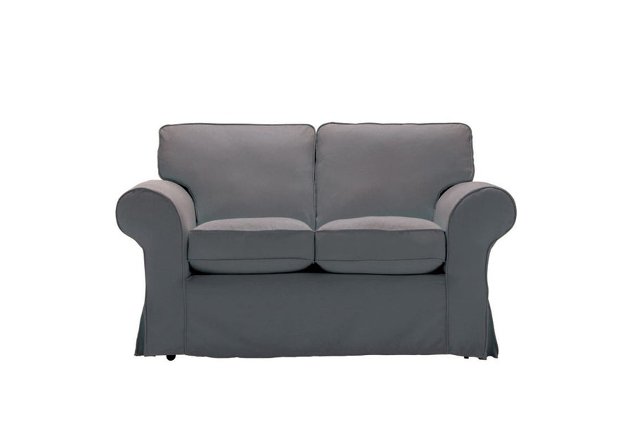 Newport | 2 Seater Sofa | Capri Dark Grey
