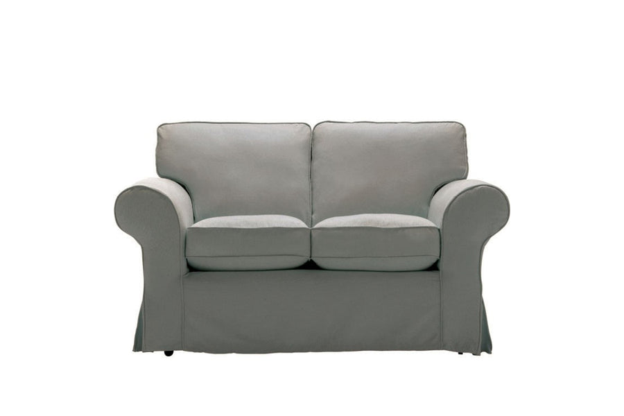 Newport | 2 Seater Sofa | Capri Light Grey
