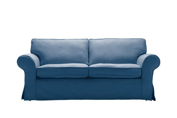 Newport | 3 Seater Sofa | Capri Blue
