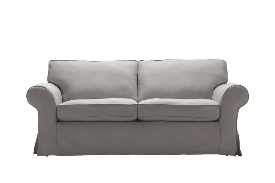 Newport | 3 Seater Sofa | Capri Light Grey