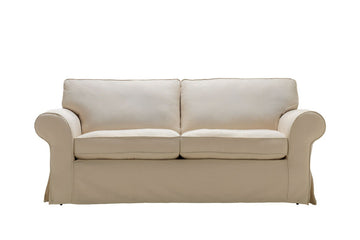 Newport | 3 Seater Sofa | Capri Natural