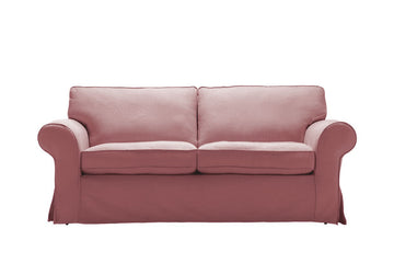 Newport | 3 Seater Sofa | Capri Rose