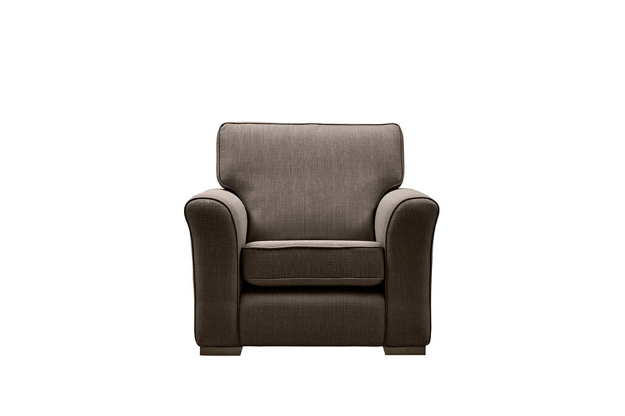 Palma | Armchair | Carnaby Charcoal