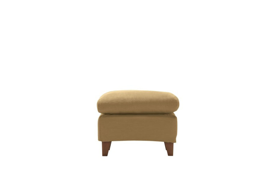 Positano | Footstool | Capri Honey