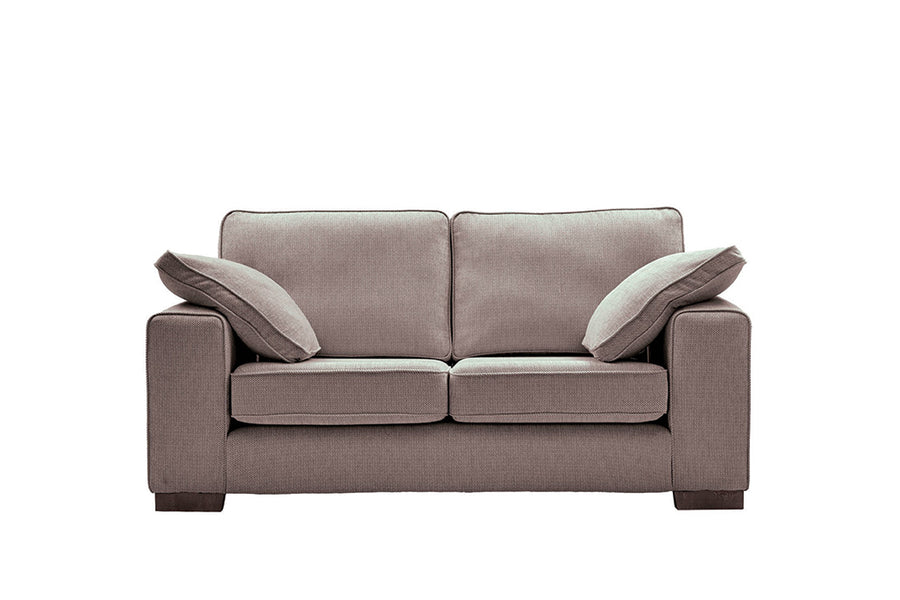 Denver | 2 Seater Sofa | Atlanta Dark Grey