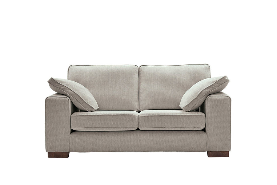 Denver | 2 Seater Sofa | Atlanta Light Grey