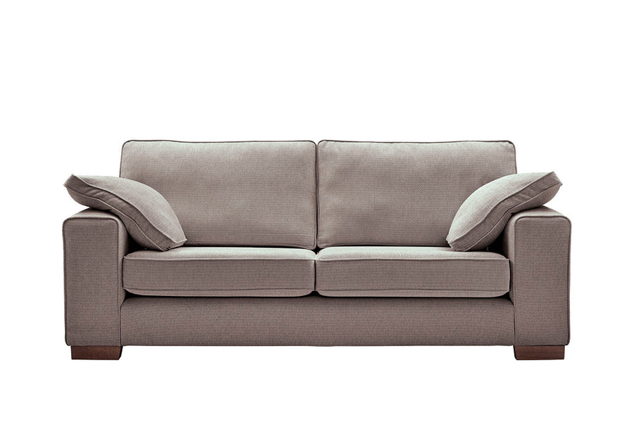 Denver | 3 Seater Sofa | Atlanta Dark Grey