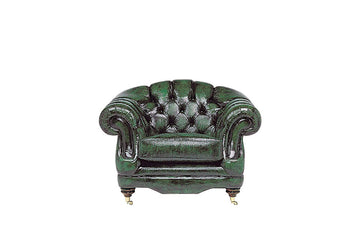 Regent | Club Chair | Antique Green