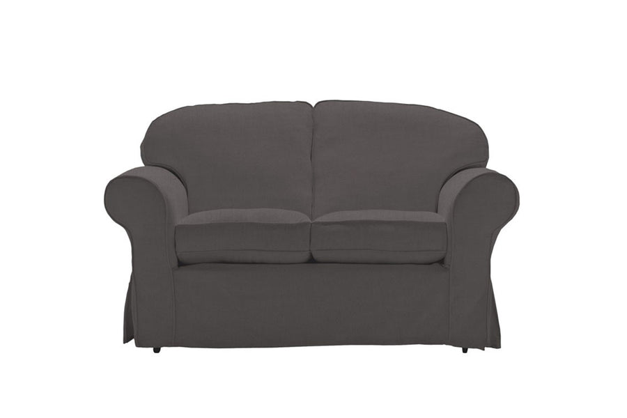 Madrid | 2 Seater Sofa | Capri Dark Grey