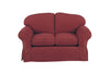 Madrid | 2 Seater Sofa | Kingston Burgundy