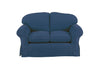 Madrid | 2 Seater Sofa | Kingston Dark Blue