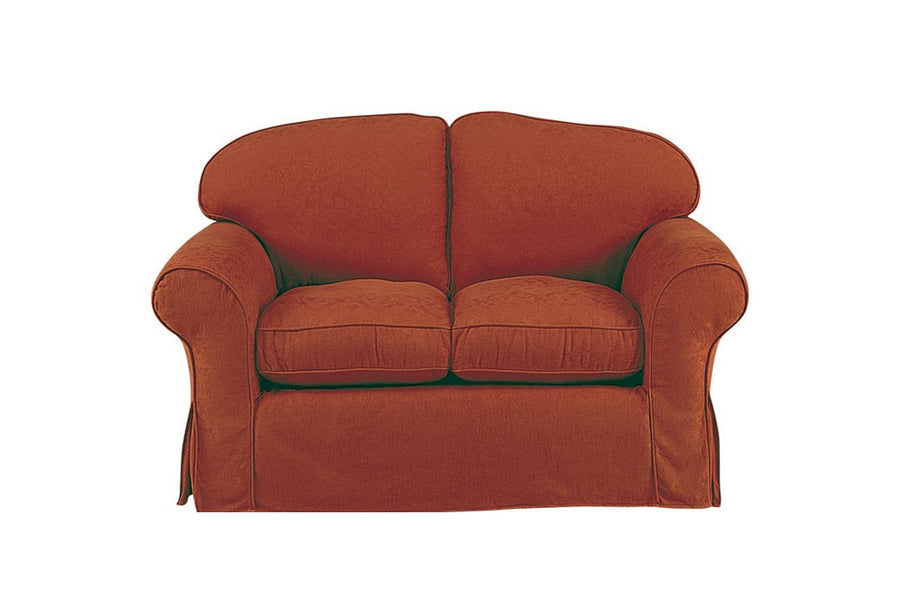Madrid | 2 Seater Sofa | Kingston Dark Terracotta