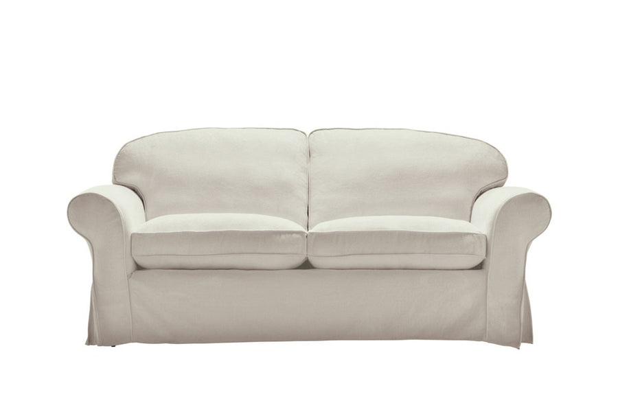 Madrid | 3 Seater Sofa | Capri Linen