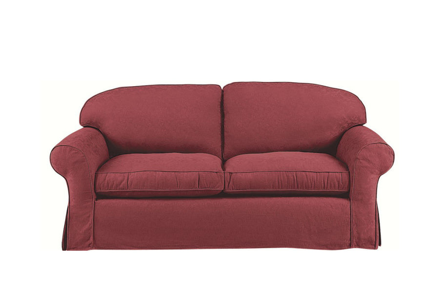 Madrid | 3 Seater Sofa | Kingston Burgundy