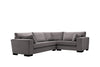 Montana | Modular Sofa Option 2 | Helena Pewter