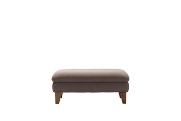 Rio | Footstool | Victoria Chocolate