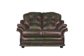 Senator | 2 Seater Sofa | Antique Green