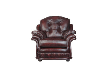 Senator | Highback Chair | Antique Red