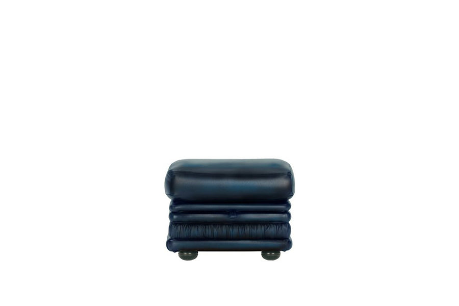 Senator | Storage Stool | Antique Blue