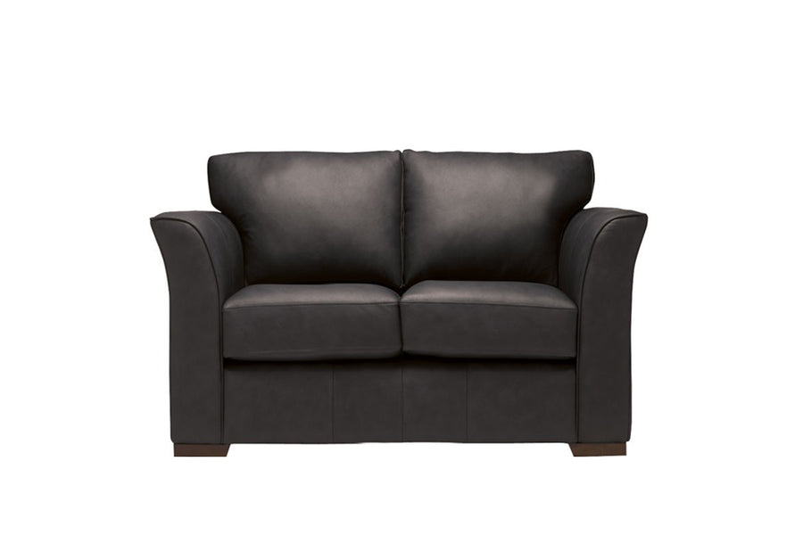 Sienna | 2 Seater Sofa | Softgrain Black