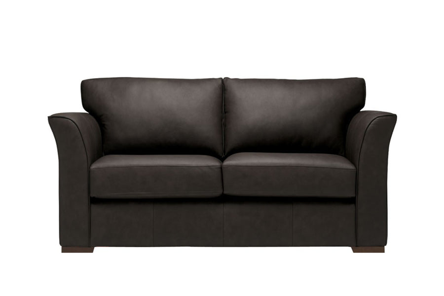 Sienna | 3 Seater Sofa | Softgrain Black