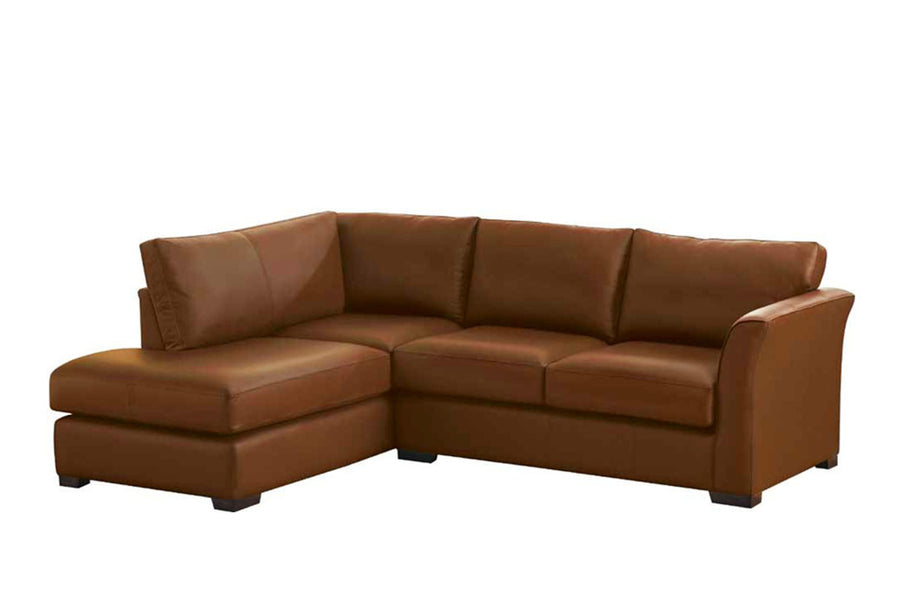 Sienna | Chaise Sofa Option 2 | Softgrain Tan