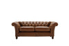Cambridge | 2 Seater Sofa | Vintage Chestnut