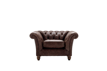 Cambridge | Club Chair | Vintage Rosewood