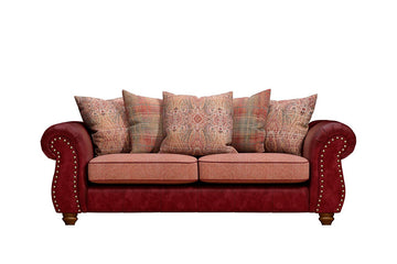 Wilmington | Large Sofa | Vintage Oxblood/Terracotta