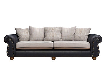 Wilmington | Grand Sofa | Vintage Slate/Oatmeal