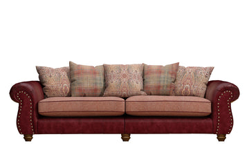 Wilmington | Grand Sofa | Vintage Oxblood/Terracotta