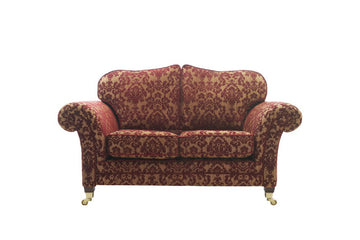 Windsor | 2 Seater Sofa | Anya Burgundy Floral