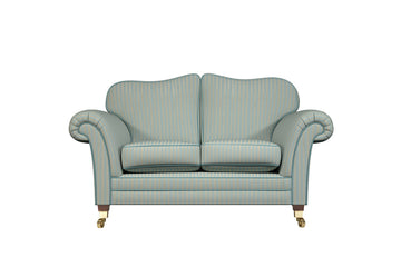 Windsor | 2 Seater Sofa | Anya Duck Egg Stripe
