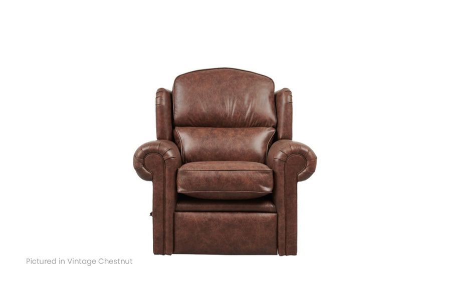 Darcy | Electric Recliner Chair | Milton Fog