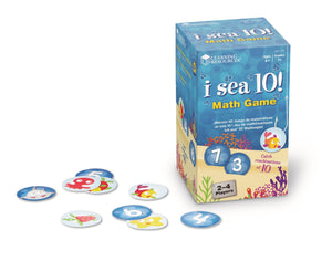 I Sea 10! Tiervenner - spill | Learning Resources