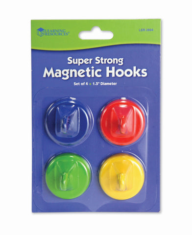 Magnetiske kroker, ekstra sterke | Learning Resources
