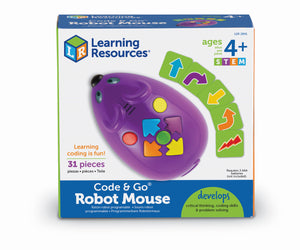 Code&Go Robot Mouse | Learning Resources