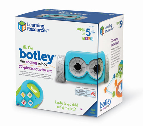 BOTLEY The Coding Robot SETT | Learning Resources