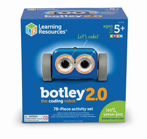 BOTLEY 2.0 The Coding Robot SETT | Learning Resources