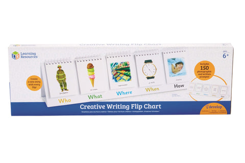 Creative Writing Flip Chart | Learning Resources