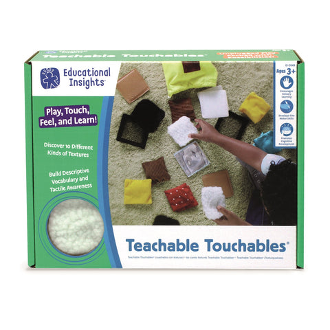Taktile lapper - Teachable touchables | Learning Resources