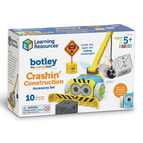 BOTLEY The Coding Robot KONSTRUKSJONSTILBEHØR | Learning Resources