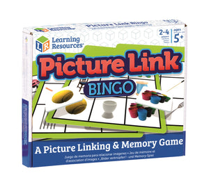 Picture Link Bingo | Learning Resources