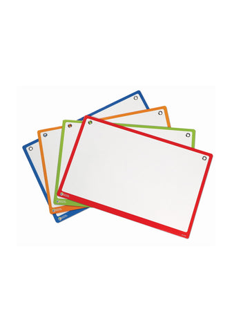 Whiteboard-plater 4pk | Learning Resources