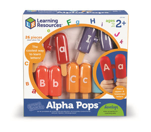 Smart Snacks Alphapop | Learning Resources