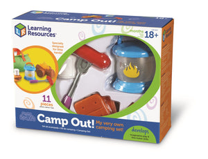 Camping - lekesett | Learning Resources