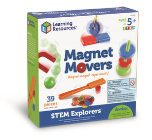 Magnetisme - sett for å utforske | Learning Resources